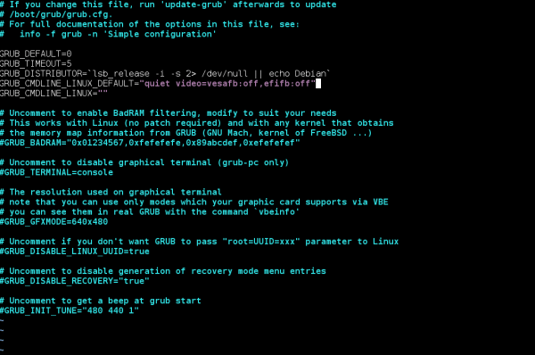 Explaining CSM, efifb=off, and Setting the Boot GPU Manually - The
