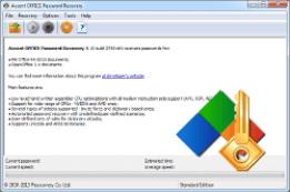 Accent WORD Password Recovery 7.92 Build 3674