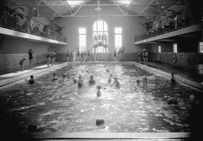 Vancouver Crystal Pool 1929