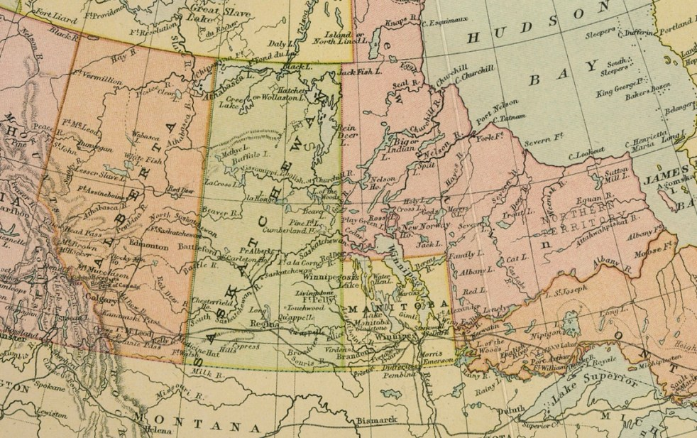 Saskatchewan, Dominion of Canada