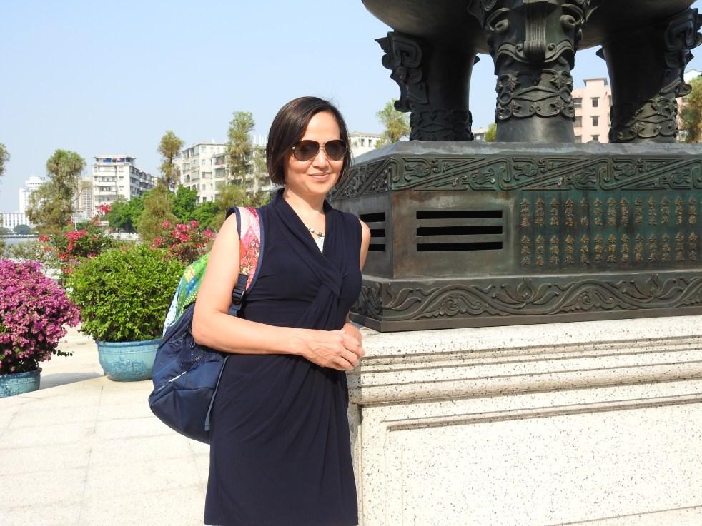 Photo of Linda Yip, Kaiping, China