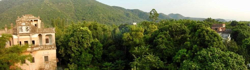 Photo of Majianglong Village.