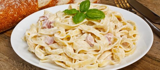Pasta Carbonara – pasta zoals pasta hoort te zijn