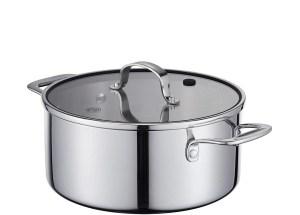 MasterChef Kookpan Tri-Ply Cookware Ø 16 cm