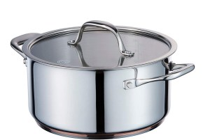 MasterChef Kookpan Copperline Cookware Ø 20 cm