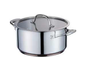 MasterChef Kookpan Copperline Cookware Ø 16 cm