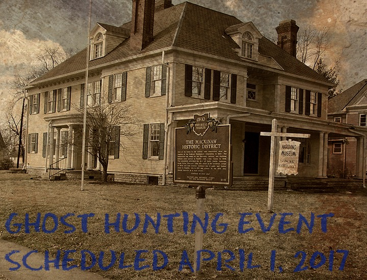 Ghost investigators host ghost hunt on April Fools day