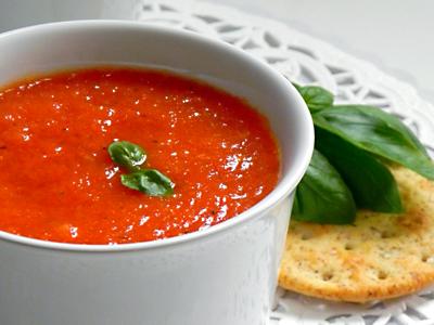 Zuppa di pomodori