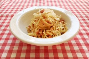 Pastamaniac: Spaghetti Carbonara