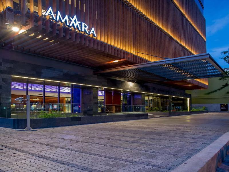 Ingresso dell'hotel Amara Bangkok
