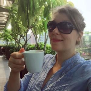 Paola Bertoni a Bangkok