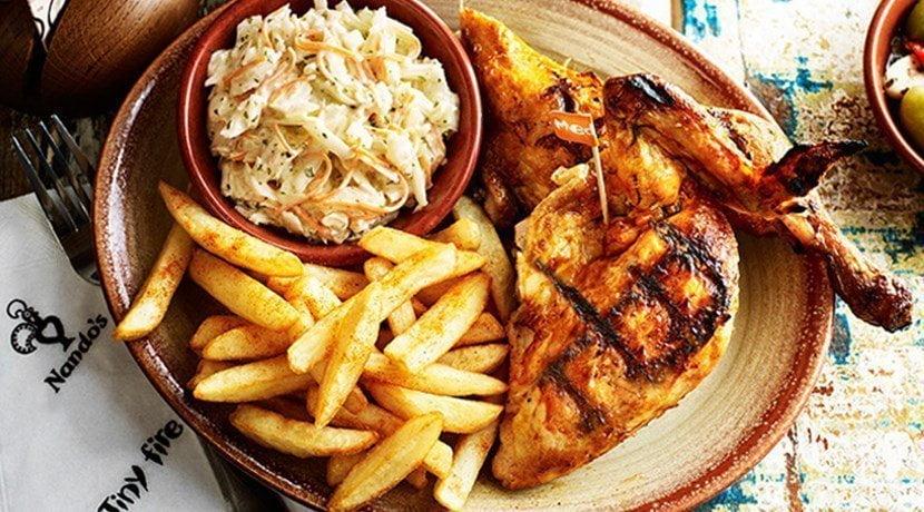 Pollo da Nando's