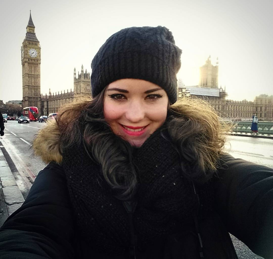 Ylenia a Londra