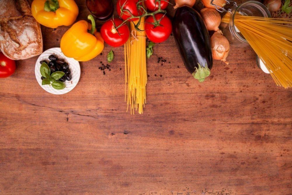 Ingredienti della cucina italiana