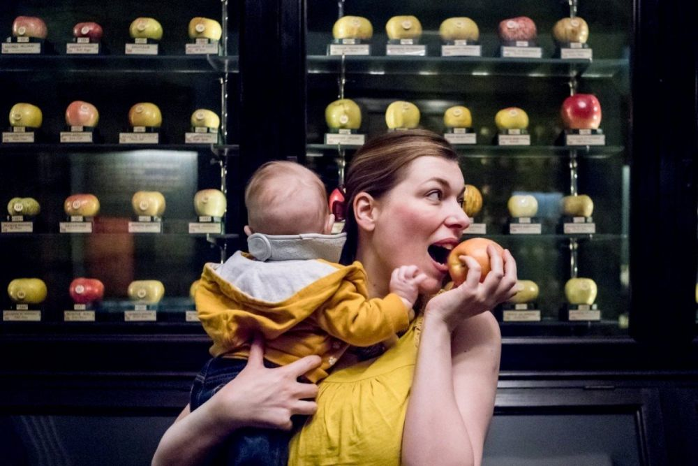 Museo della Frutta di Torino, foto Virginia Barinaga Ʌir Fotografía in stage presso Plastikwombat