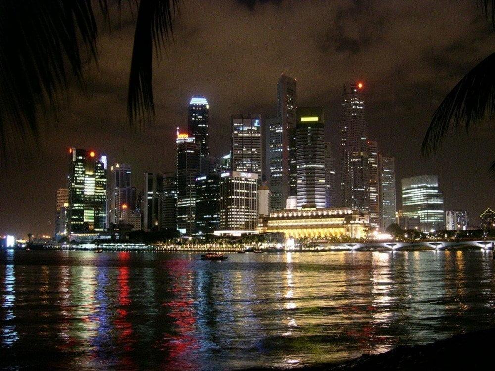 Distretto finanziario di Singapore