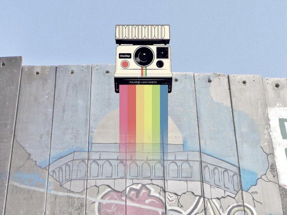 Street art a Betlemme