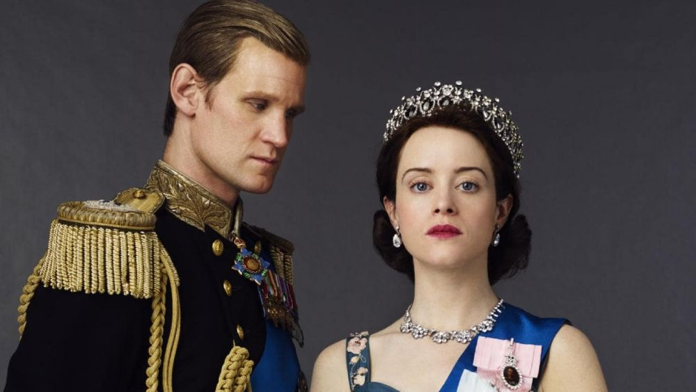 The Crown serie TV su Netflix sulla regina Elisabetta II