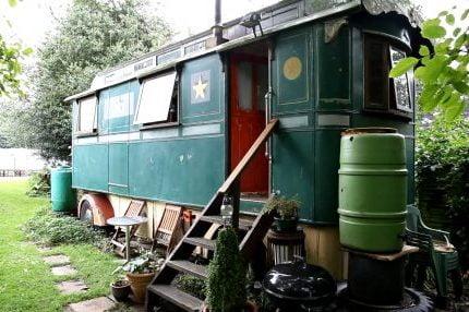 Vagone del treno