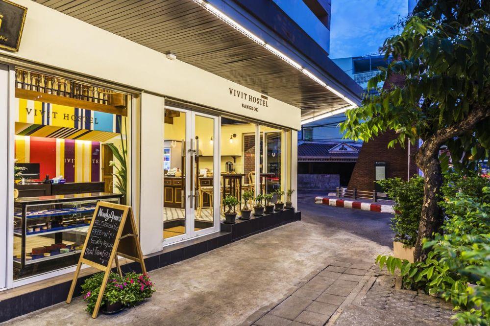 Vivit Hostel, un\'ottima scelta su dove dormire a Bangkok • Pasta ...