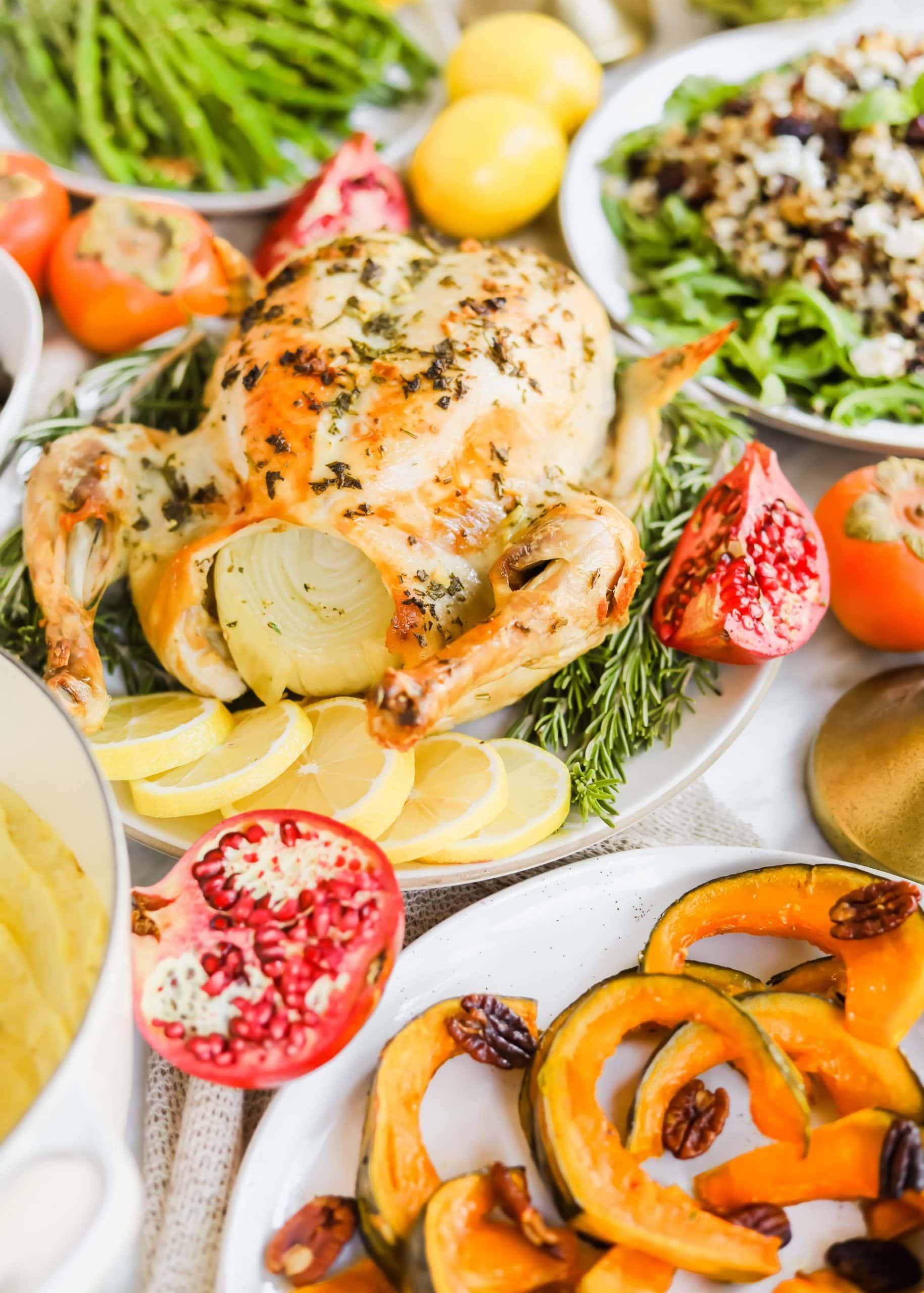 california thanksgiving