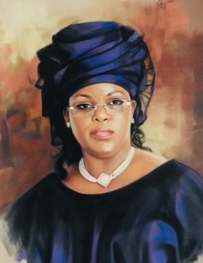 La 1ère dame du Sénégal