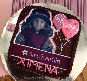 American Girl Foto