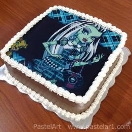 Monster High Betún