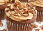 Cupcakes de Snickers