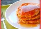 Pancakes de manzana y zanahoria