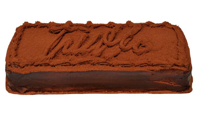 Pastel Truffa de chocolate