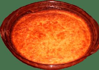 pan de elote en molde