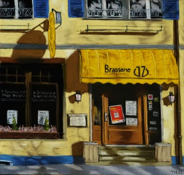 Shutdown Brasserie 17 Front