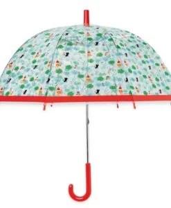 Parapluie chat / chaperon rouge Bandjo