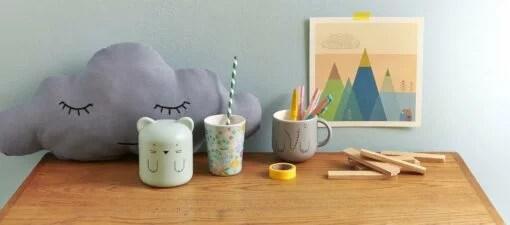 Mug Bandjo éléphant gris