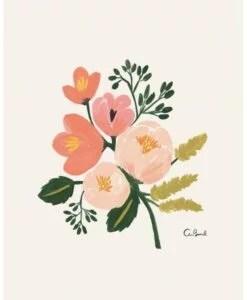 Affiche botanique Rifle Paper Co
