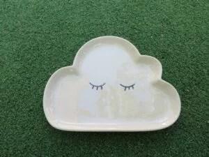 vide poche design nuage Bloomingville