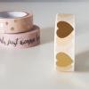 masking tape coeur dore