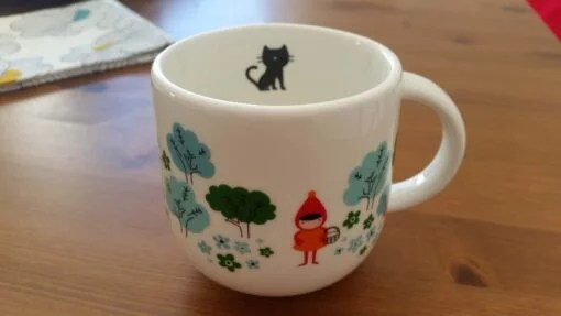 Mug Bandjo chaperon rouge