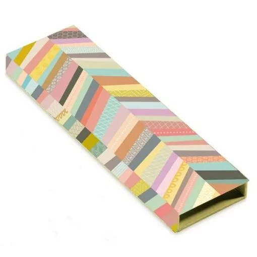 Coffret de 6 crayons à papiers Mini Labo