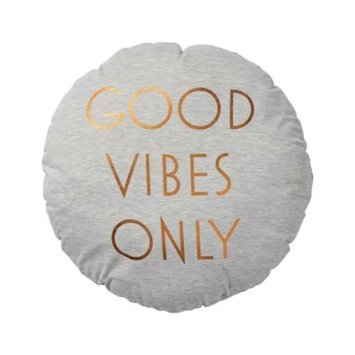Coussin Bloomingville Good vibes