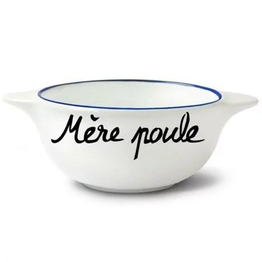 Bol breton maman Mère Poule