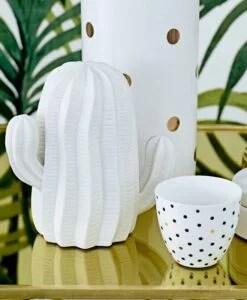 Cactus blanc Bloomingville – moyen