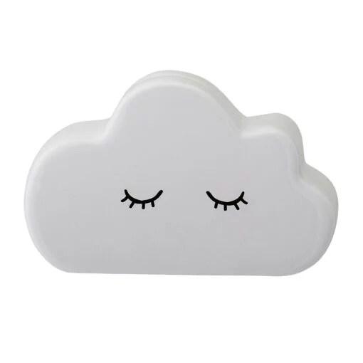 Tirelire nuage Bloomingville