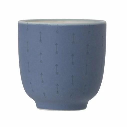 Tasse Bloomingville bleu