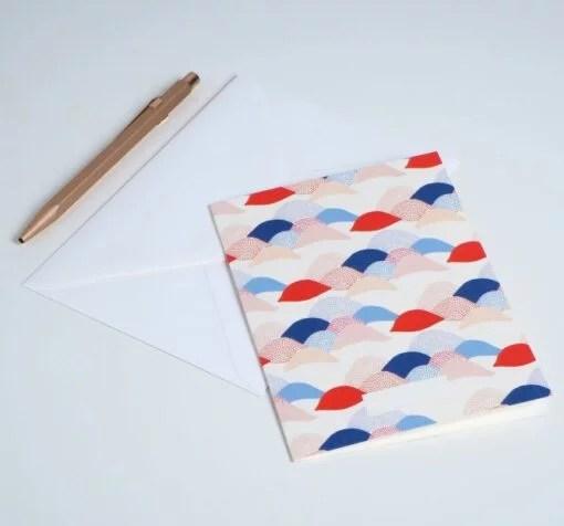 Carte Season Paper Landscape