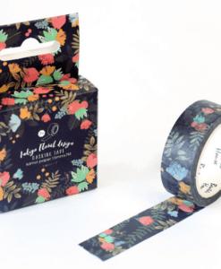 Masking tape Floraison