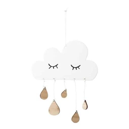 Mobile décoratif nuage