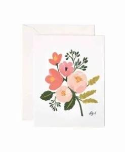 Set de cartes Rifle Paper Co Botanical x8