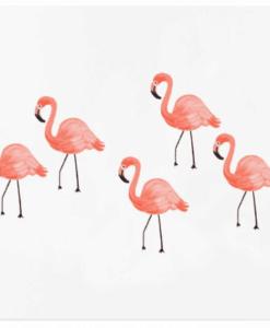 Affiche Flamingo Rifle Paper Co